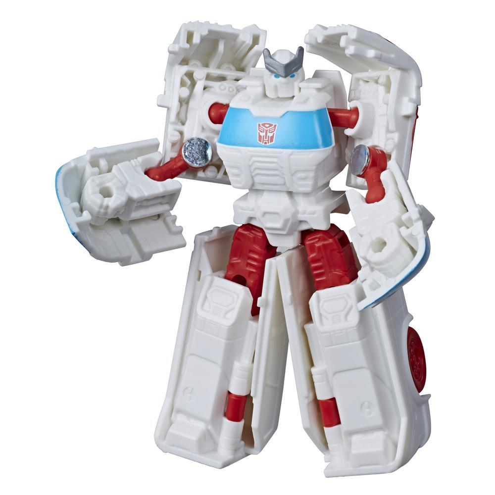Transformers Toys Authentics Autobot Ratchet Action Figure - For Kids Ages 6 and Up, 4.5-inch