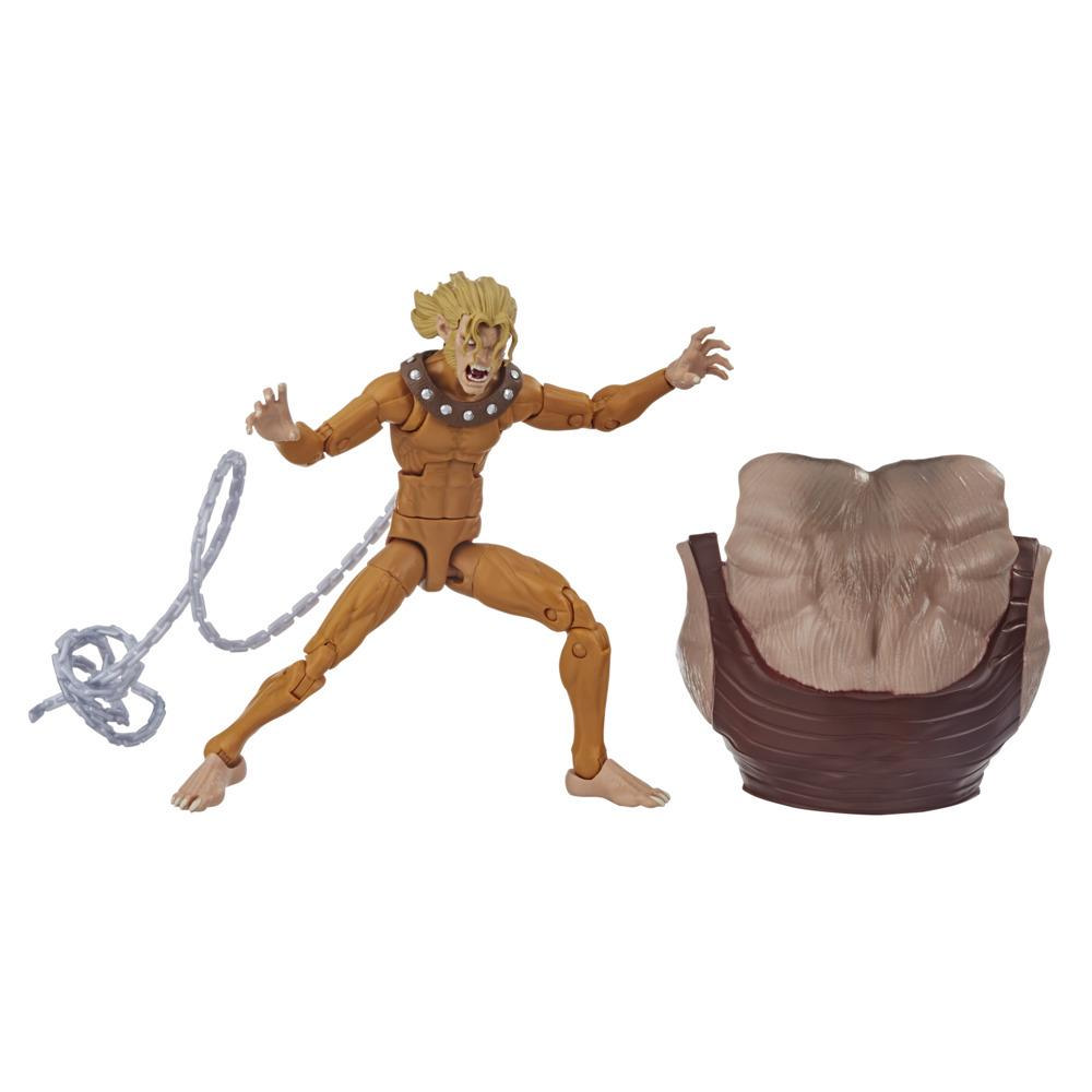 Hasbro Marvel Legends Series 6-inch Marvel's Wild Child Action Figure Toy X-Men: Age of Apocalypse Collection