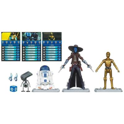 STAR WARS THE CLONE WARS Battle Packs – CAPTURE OF THE DROIDS Set