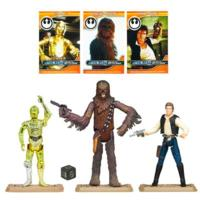 STAR WARS Battle Packs REBEL HEROES Pack