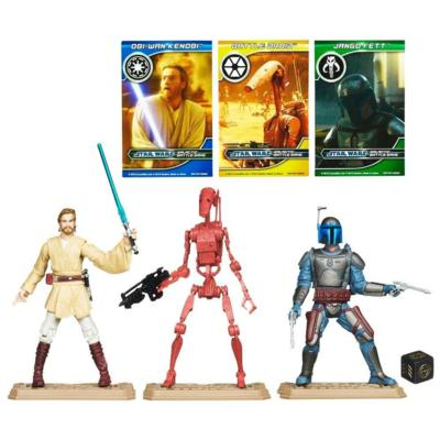 STAR WARS Battle Packs GEONOSIS Arena Battle Pack