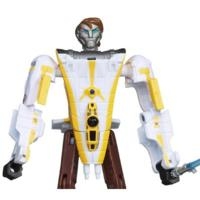 STAR WARS TRANSFORMERS ANAKIN SKYWALKER to Y-WING Fighter Figure