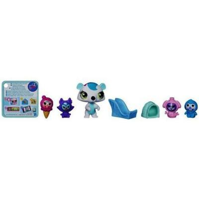 Littlest Pet Shop Chilly Weather Friends Set