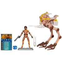 STAR WARS THE CLONE WARS AT-RT with ARF TROOPER Boil Set