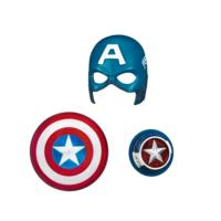 MARVEL THE AVENGERS CAPTAIN AMERICA Role Play Value Pack 1