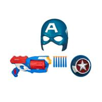 MARVEL THE AVENGERS CAPTAIN AMERICA Role Play Value Pack 2