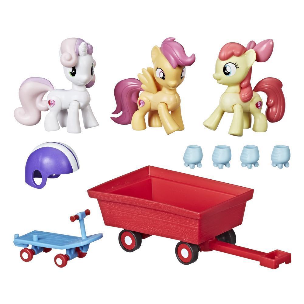 My Little Pony Cruising Cutie Mark Crusaders