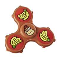 Fidget Its Nintendo Donkey Kong Graphic Spinner