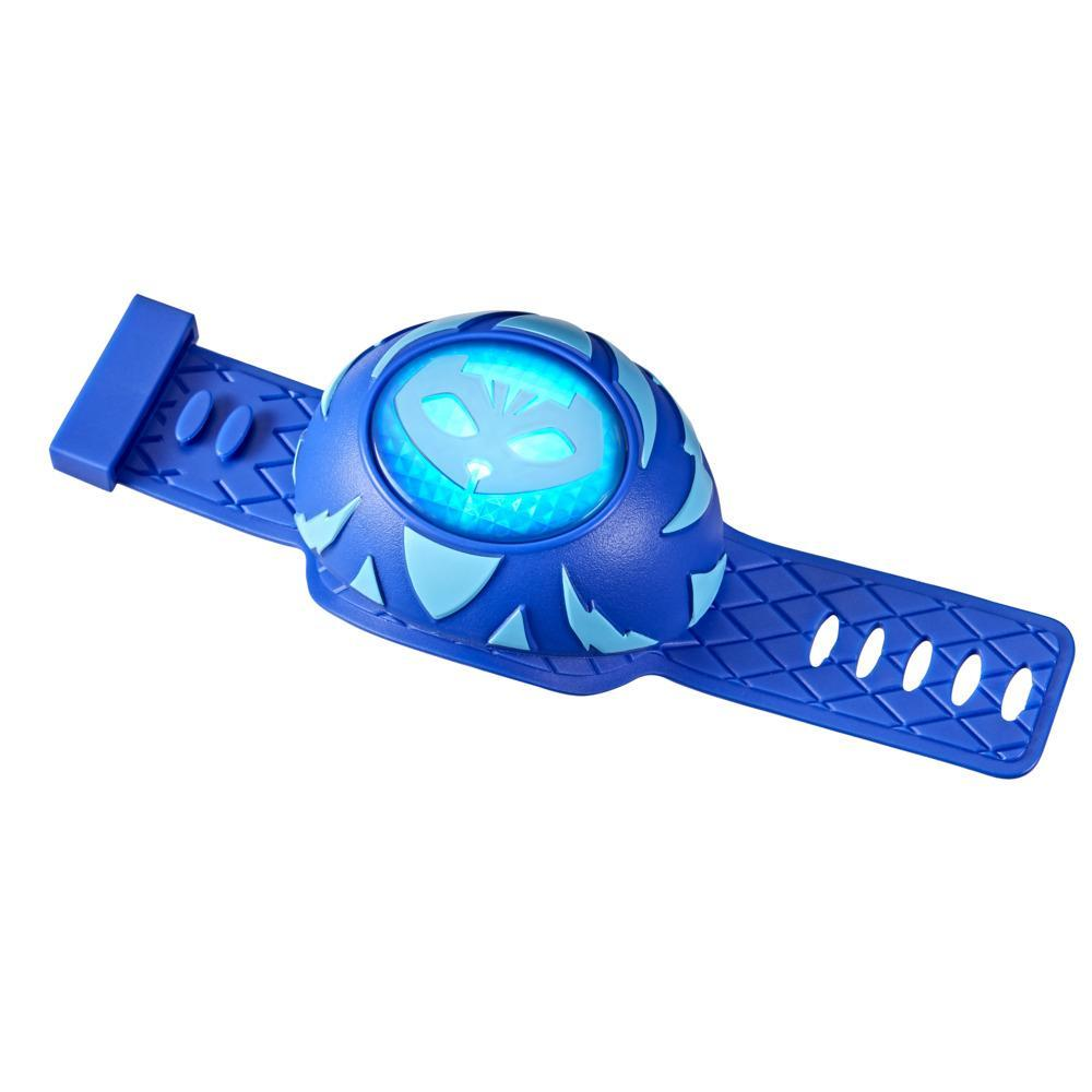 PJ Masks Catboy Power Wristband Preschool Toy, PJ Masks Costume Wearable with Lights and Sounds for Kids Ages 3 and Up