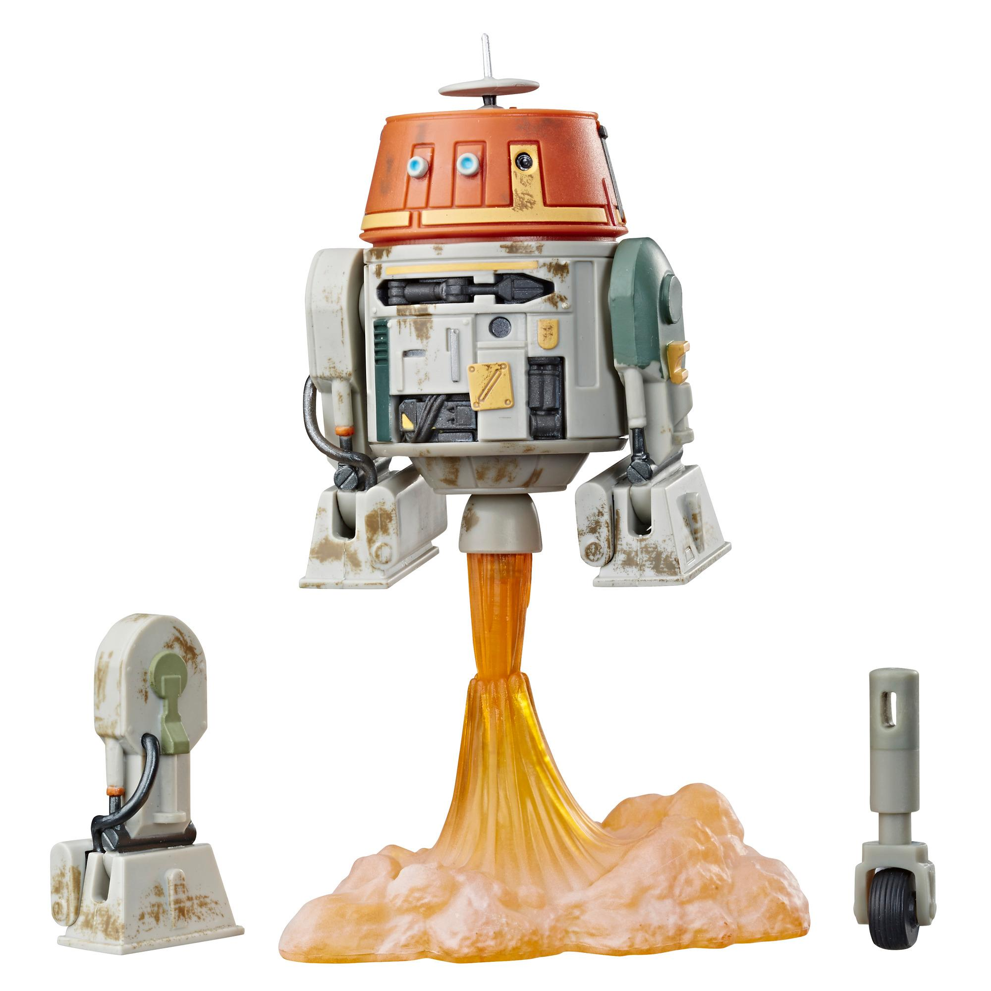 Star Wars The Black Series Star Wars: Rebels 6-Inch-Scale Chopper (C1-10P) Figure