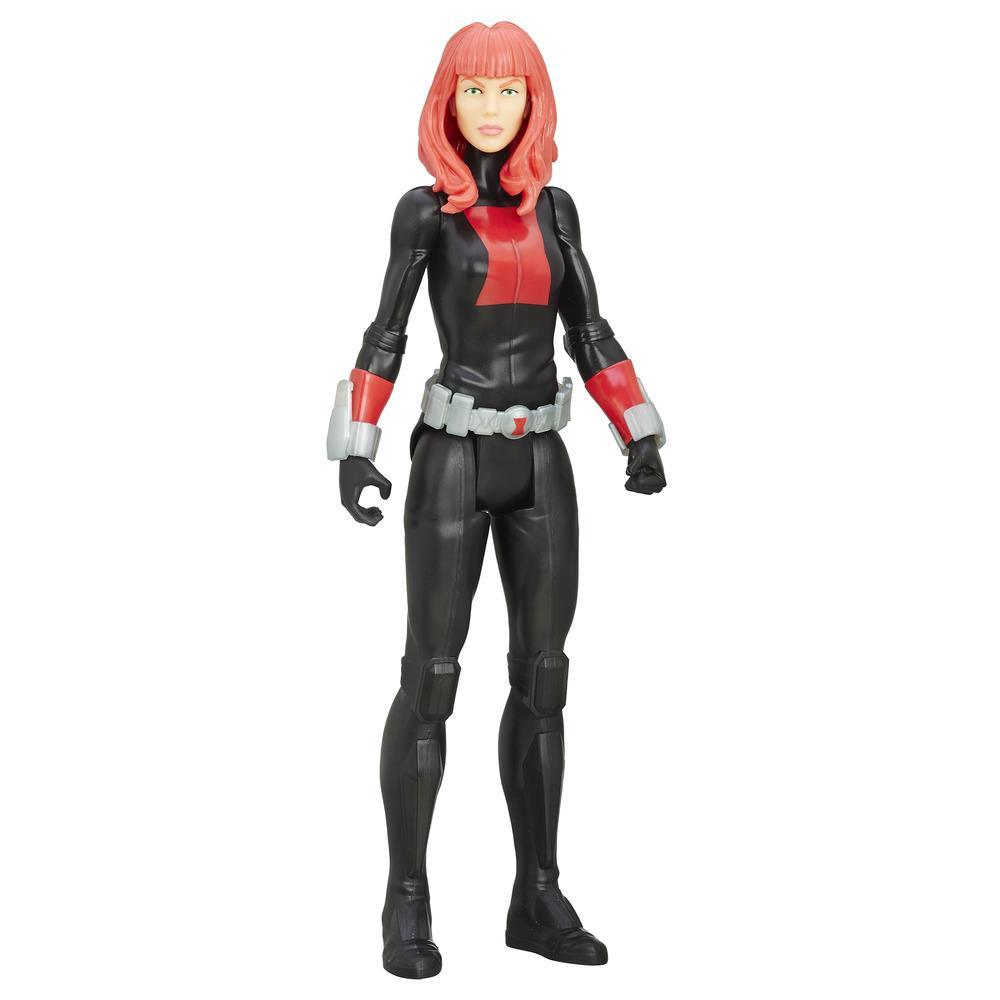 Marvel Titan Hero Series 12-inch Black Widow Figure