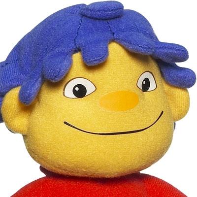 Playskool Sid the Science Kid Mini Plush - Sid