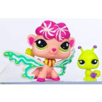 LITTLEST PET SHOP Fairies SHIMMERING SKY Sea Breeze Fairy and Ant Pack