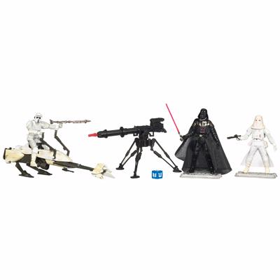 Star Wars The Clone Wars Battle Packs: Hoth Assault