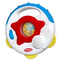 Playskool Rocktivity Rock 'n Rhythm Tambourine Toy