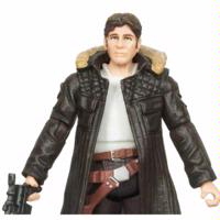 Star Wars The Empire Strikes Back Han Solo (Echo Base Outfit)