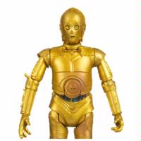 Star Wars The Empire Strikes Back See-Threepio (C-3PO)
