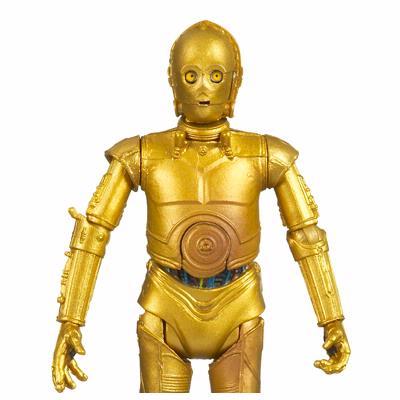 Star Wars The Empire Strikes Back See-Threepio (C-3PO)