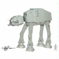 Star Wars Super Deluxe Vehicles AT-AT