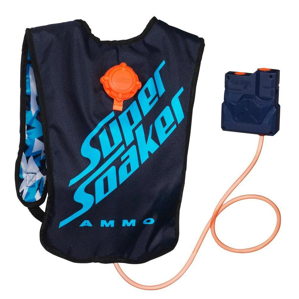Super Soaker Water Guns With Backpack NERF SUPER SOAKER Hydr...