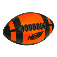 NERF N SPORTS WEATHER BLITZ Youth All-Conditions Football (Orange)