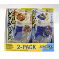 Beyblade Burst 2-Pack Value Starter Pack V2 & S2