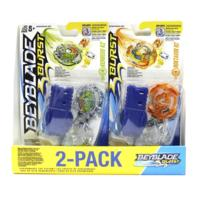 Beyblade Burst 2-Pack Value Starter Pack R2 & K2