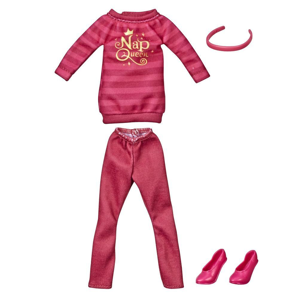 Disney Princess Comfy Squad Fashion Pack for Aurora Doll