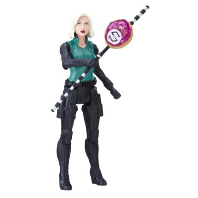 Marvel Avengers: Infinity War Black Widow with Infinity Stone