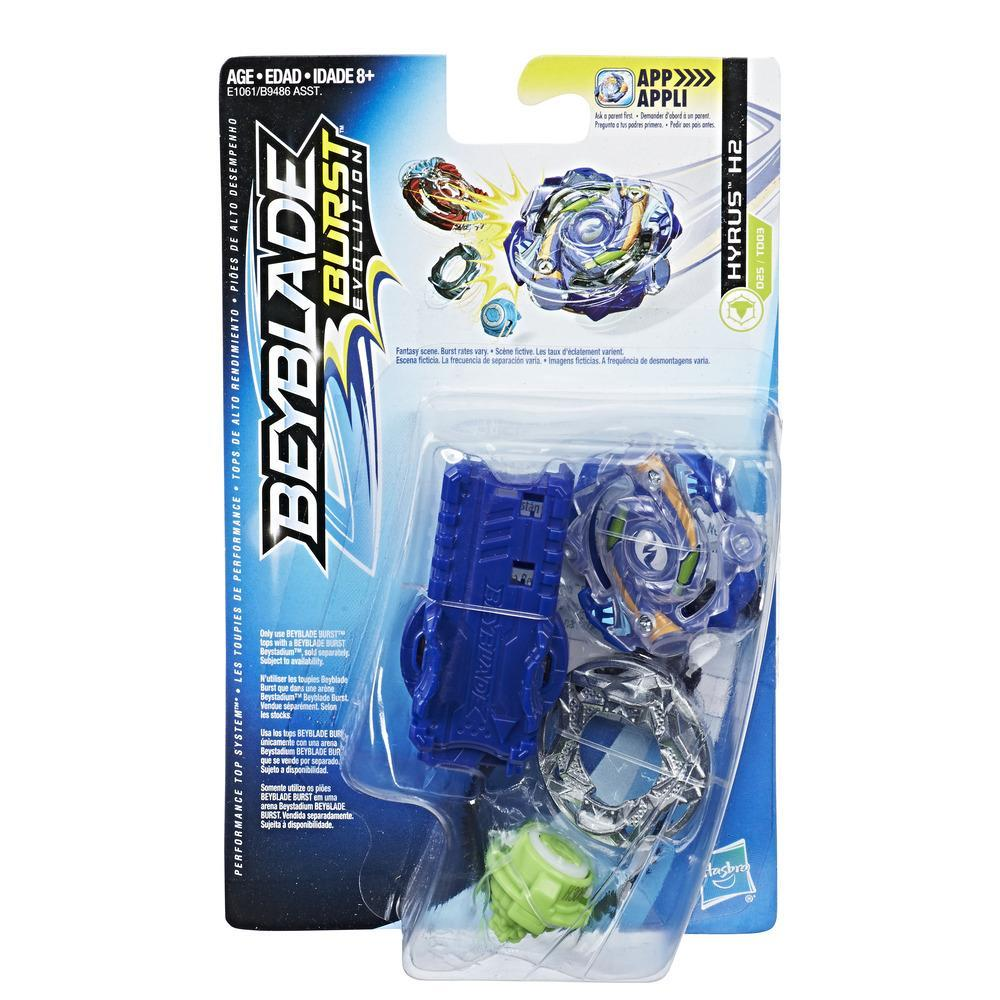 Beyblade Burst Evolution Starter Pack Hyrus H2