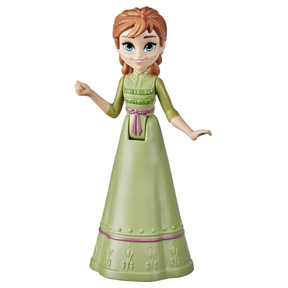 Disney's Frozen 2 Anna Doll in Pajamas, Toy for Kids 3 and Up, Confetti Inside