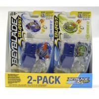 Beyblade Burst 2-Pack Value Starter Pack K2 & V2