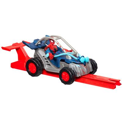 Marvel Ultimate Spider-Man Power Webs Turbo Cruiser Vehicle