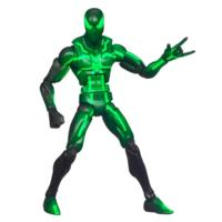MARVEL Universe Build a Figure Collection ARNIM ZOLA! Series MARVEL LEGENDS SPIDER-MAN Figure