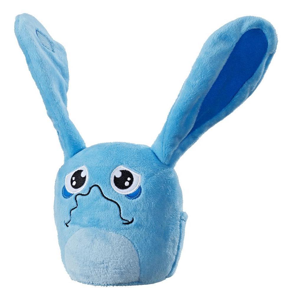 Hanazuki Hemka Plush Blue Sad