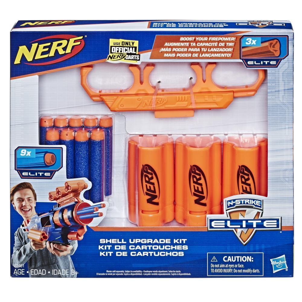 Nerf Shell Upgrade Kit