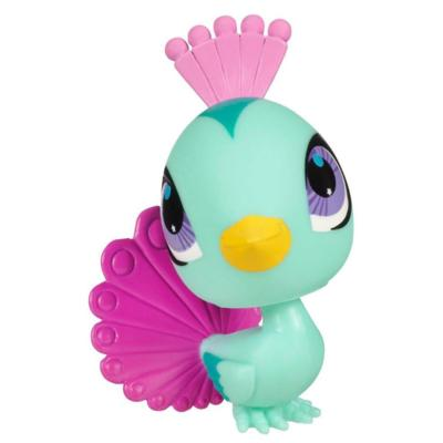 Littlest Pet Shop Peacock Pet