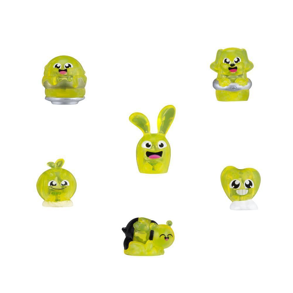 Hanazuki Treasure 6-Pack Yellow Happy (Collection 1)