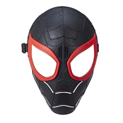 Spider-Man Into the Spider-Verse Miles Morales Hero FX Mask