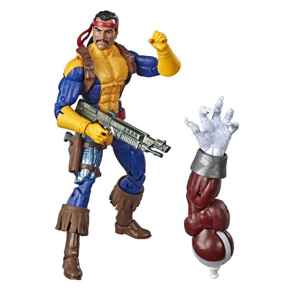 Hasbro Marvel Legends Series 6-inch Collectible Action Figure Marvel's Forge Toy (X-Men Collection)