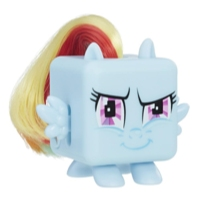 Fidget Its My Little Pony Rainbow Dash Cube