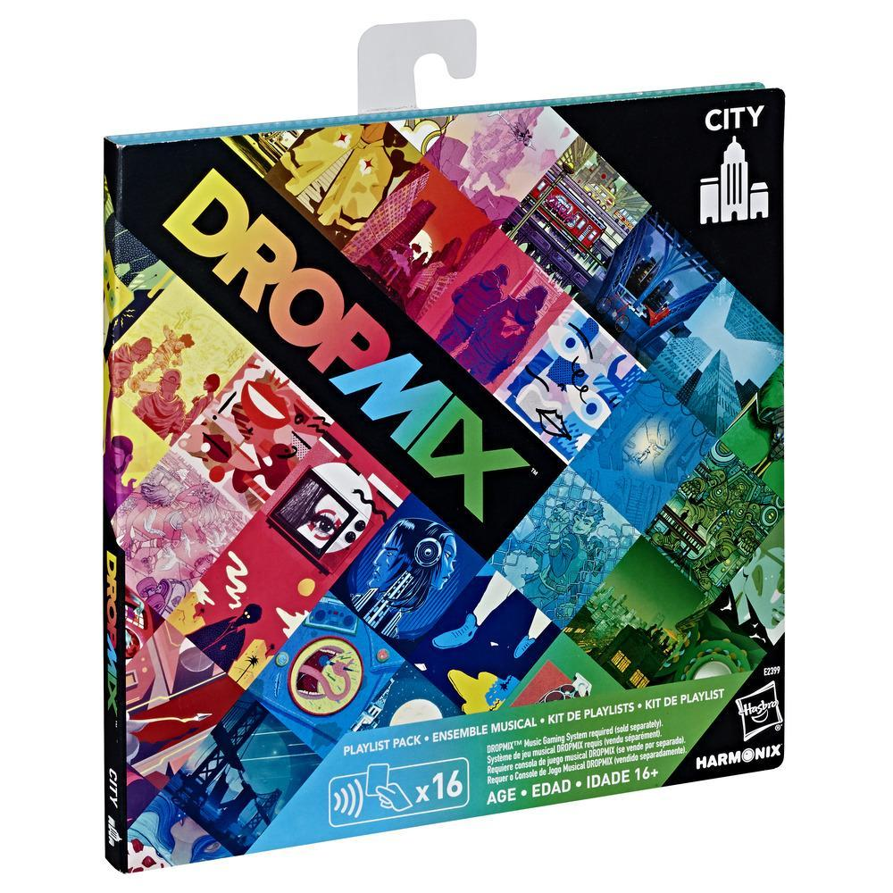 DropMix Playlist Pack (City) Expansion for Music Mixing Board and Card Game