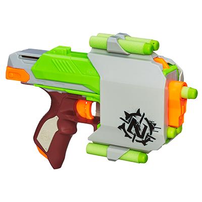 Nerf Zombie Strike Brainsaw Blaster | Nerf