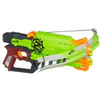 Nerf Zombie Strike Crossfire Bow Toy