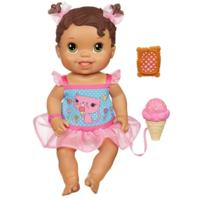 Baby Alive Yummy Treat Baby Brunette Doll