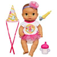 Baby Alive Party Baby Brunette Doll