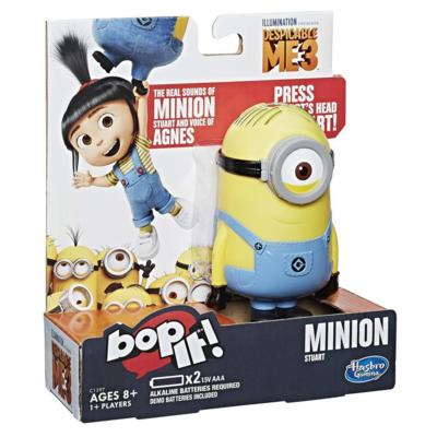 Bop It! Game: Minion Stuart Edition