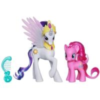 MY LITTLE PONY PRINCESS CELESTIA & PINKIE PIE Figures