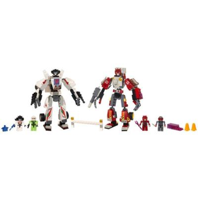 KRE-O TRANSFORMERS STREET SHOWDOWN Set
