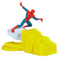 MARVEL ULTIMATE SPIDER-MAN Battle Blast-Off SPIDER-MAN Figure